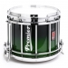 HTS800 with Diamond Chrome in Emerald Sparkle Fade Lacquer - EXBF-C