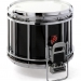 Revolution Series 14 inch snare drum with Diamond Chrome in Ebony Black Lacquer - EBC-C