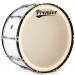 Revolution Series 36 inch Bass Drum in Ivory White Lacquer - IWC