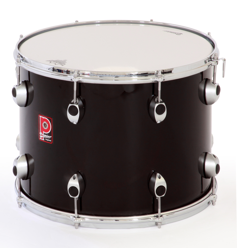 how to play tenor drums