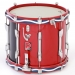 0097-S Top and Parallel Action Snare Drum in Military Livery - RQL