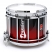 HTS800 with Diamond Chrome in Ruby Sparkle Fade Lacquer - RXBF-C