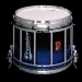 HTS800 with Diamond Chrome in Sapphire Sparkle Fade Lacquer (a) - SXBF-C