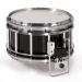 Revolution Series 7 inch snare drum in Ebony Black Lacquer (b) - EBC
