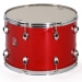 Revolution Series  Tenor drum in Flame Red Laquer - RC