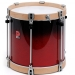 Professional Series Tenor drum in Ruby Sparkle Fade Lacquer - RXBF