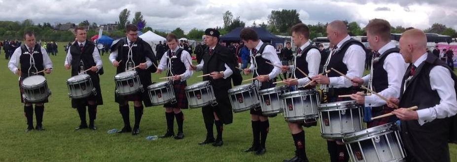 Premier bands dominate the British Pipe Band Championships