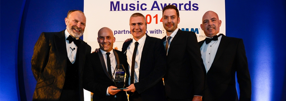 Premier win MIA industry award for its Modern Classic drum set