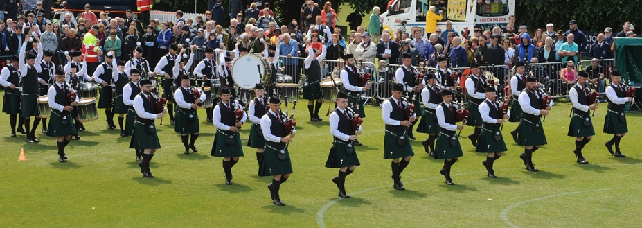 St. Laurence O'Toole crowned UK Champions