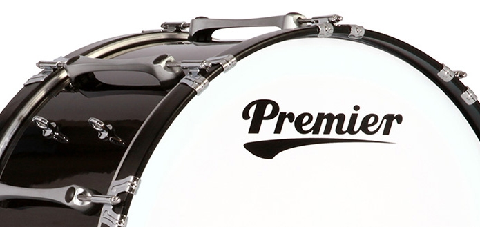 Revolution Series Bass Drum