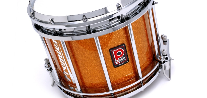 HTS 800 Pipe Band Snare Drum