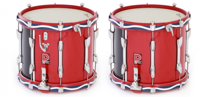 Military Series Snare Drums