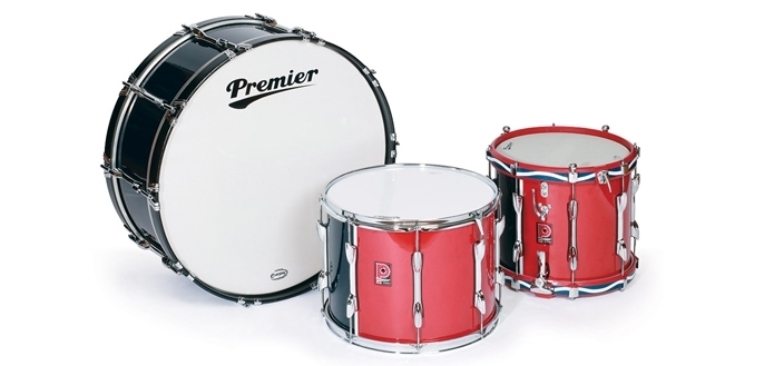 Traditional Tenor & Bass Drums